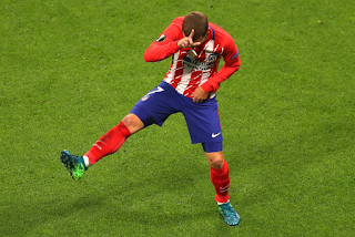 أنطوان جريزمان مرشح ال FIFA لأفضل لاعب في 2018