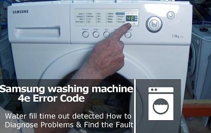 Kode Mesin Cuci Samsung Satu Tabung Error