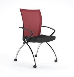 TSH1 Valore Flip Seat Nesting Chair