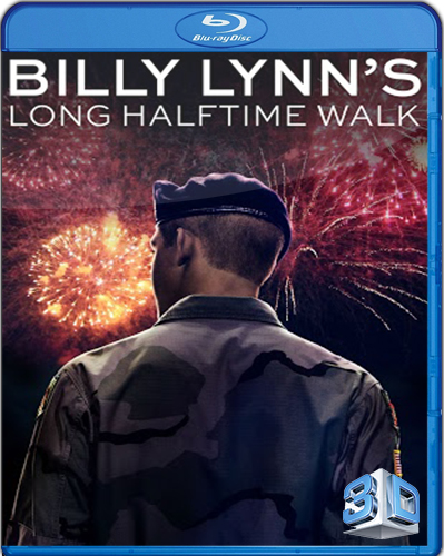 Billy Lynn's Long Halftime Walk [2016] [BD50] [3D] [Subtitulado]