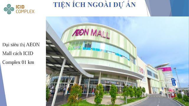 Đại siêu thị AEON Maill