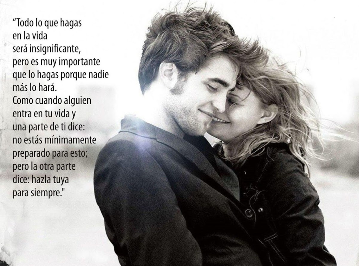 Frases Peliculas Amor