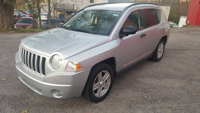 2007 Jeep Compass - All Power - Great Fuel Economy