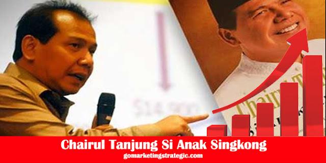 Chairul Tanjung Si Anak Singkong Pengusaha Sukses Indonesia