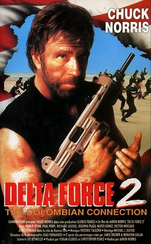 Delta Force 2 The Colombian Connection Exploding Helicopter