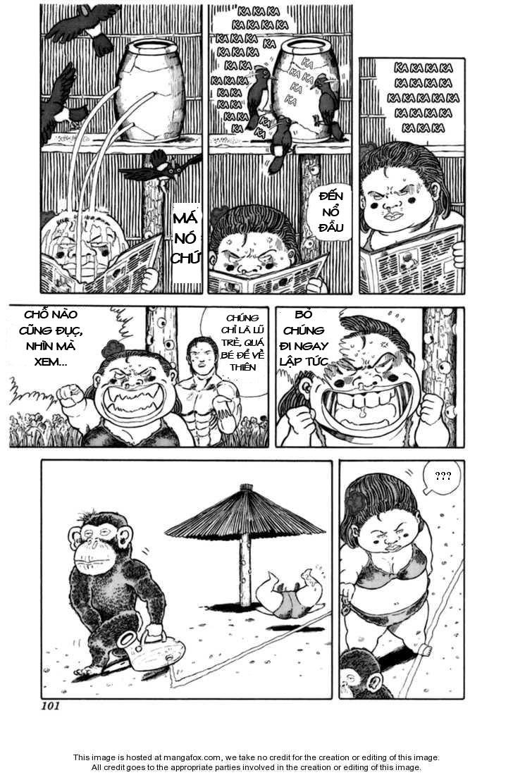 Chúa rừng Ta-chan chapter 13 trang 6
