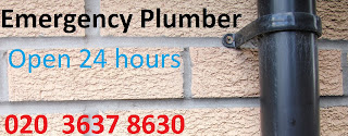 Emergency Plumber Ealing 020 3637 8630