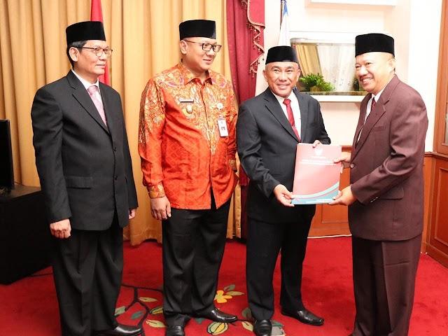 Yayan Arianto Jabat Asisten Administrasi dan Pemerintahan