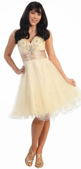 4.Selection Of The Best Cute Prom Dresses