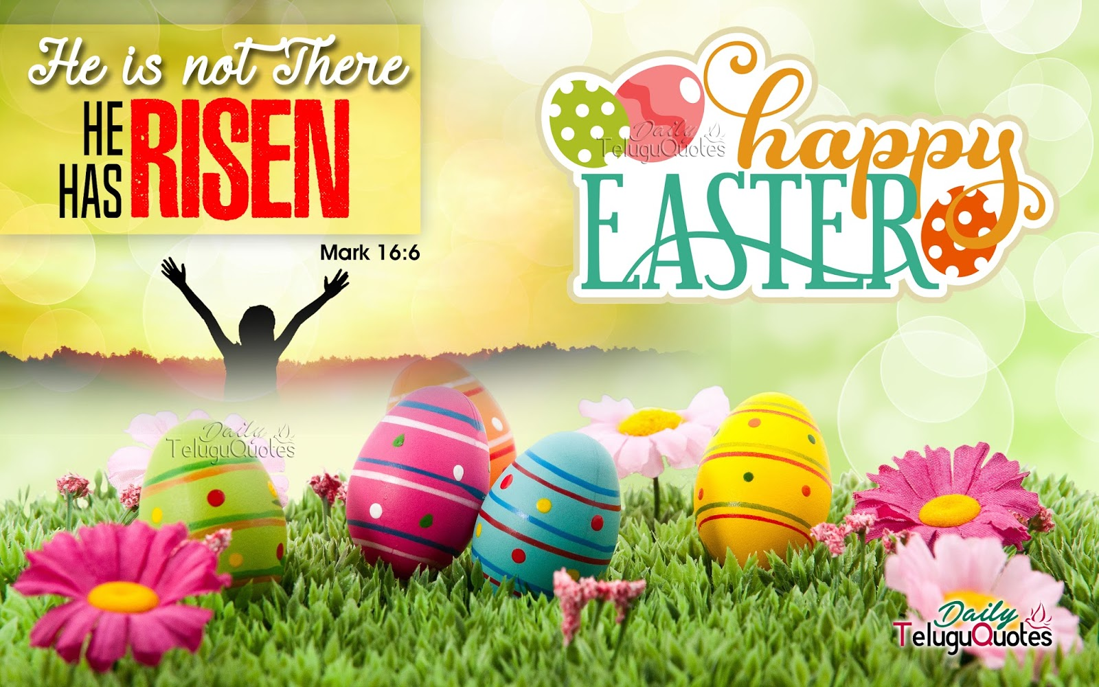 Happy Easter Greetings Quotes Wishes Hd Images Free Online