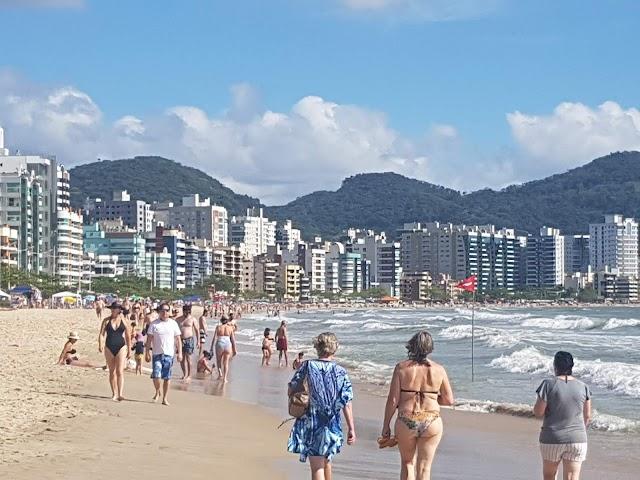 Praia Central de Itapema