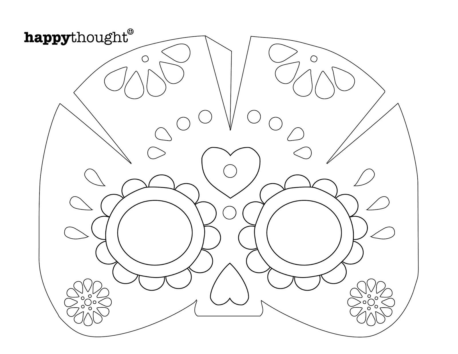 Gwiyomi blog: ♥ DIY Mascara de calaverita