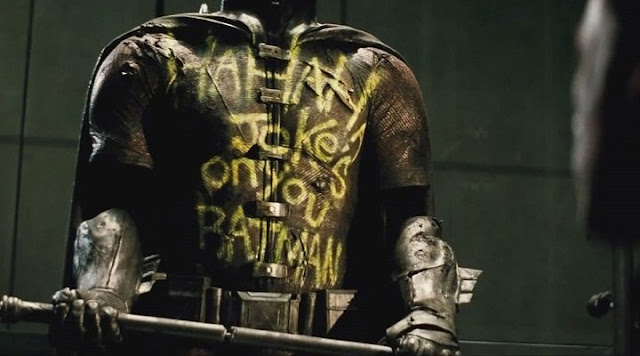 Referencia al segundo Robin en Batman v Superman