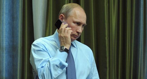 Vladimir Poutine : « je n'ai pas de téléphone smartphone »