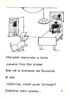 Pré-livro o cachorrinho fujão