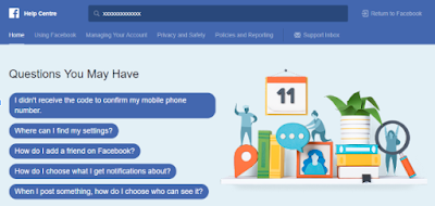 Connect with Facebook Help Center - How Do You Contact Facebook Help Cente