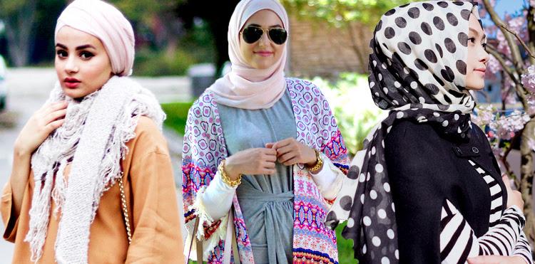 Gaya Hijab Wanita Muslimah Di Berbagai Negara