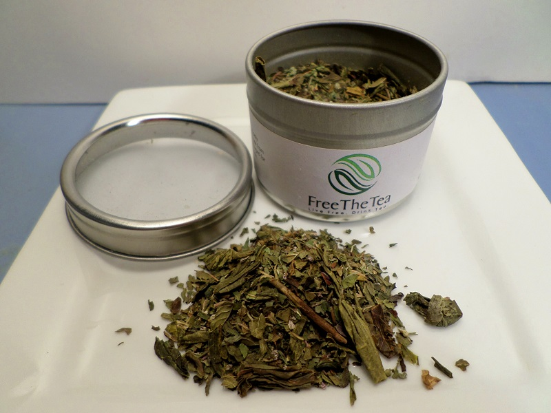 The Everyday Tea Blog Free The Tea Organic Mint Bliss