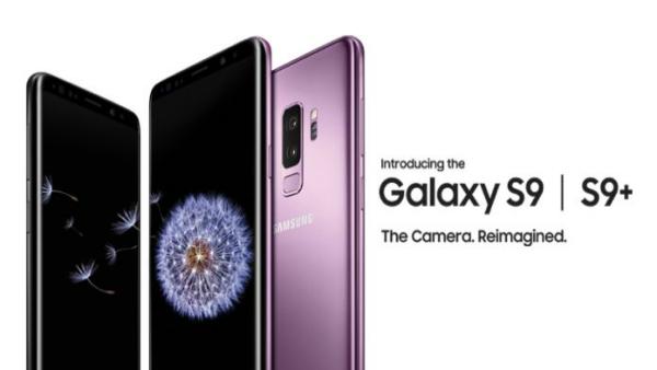 سامسونغ تكشف رسميا عن Galaxy S9 و Galaxy S9 Plus
