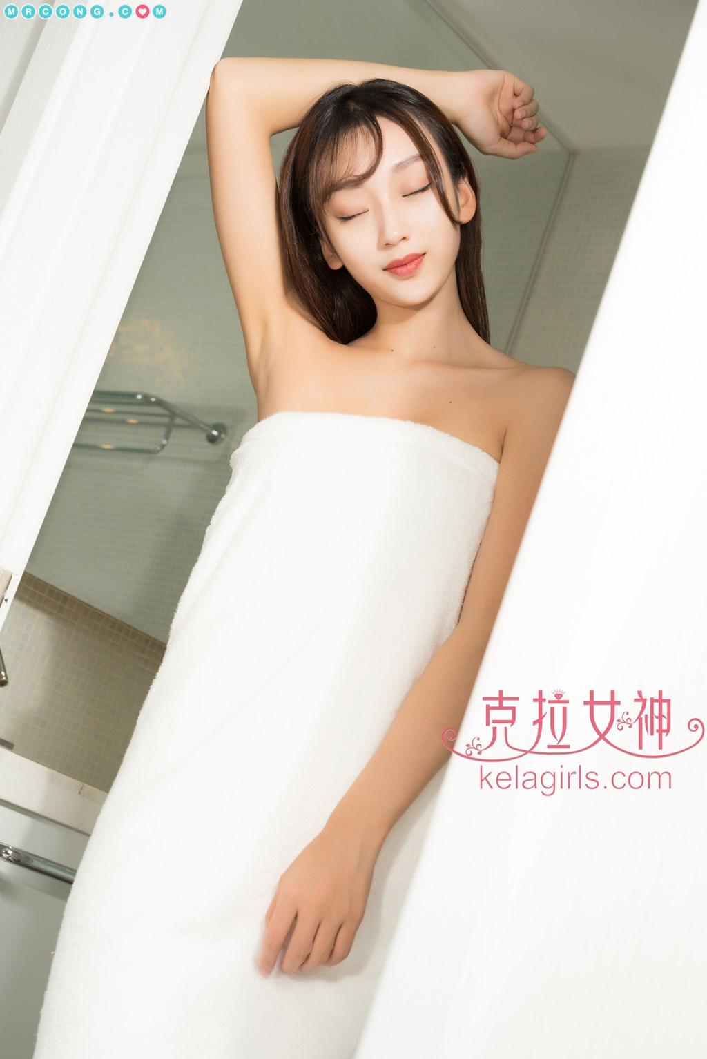 Image KelaGirls-2017-10-16-Shuang-Er-MrCong.com-006 in post KelaGirls 2017-10-16: Người mẫu Shuang Er (爽儿) (24 ảnh)