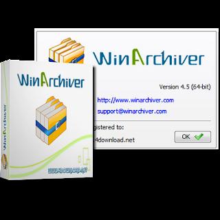 WinArchiver 4 Full version