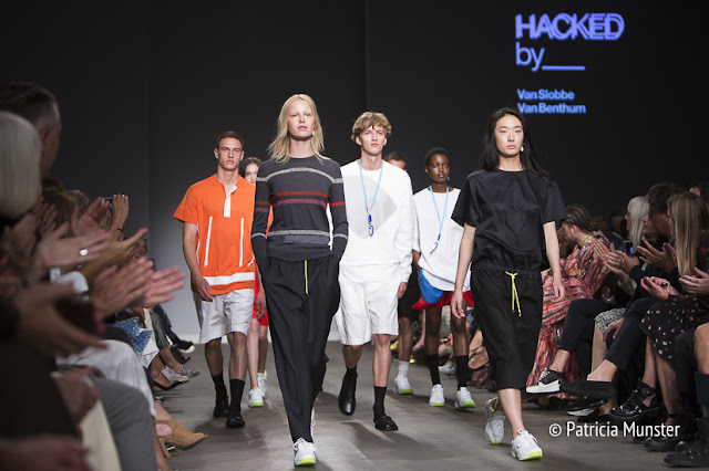 Hacked by Van Slobbe Van Benthum Amsterdam Fashion Week