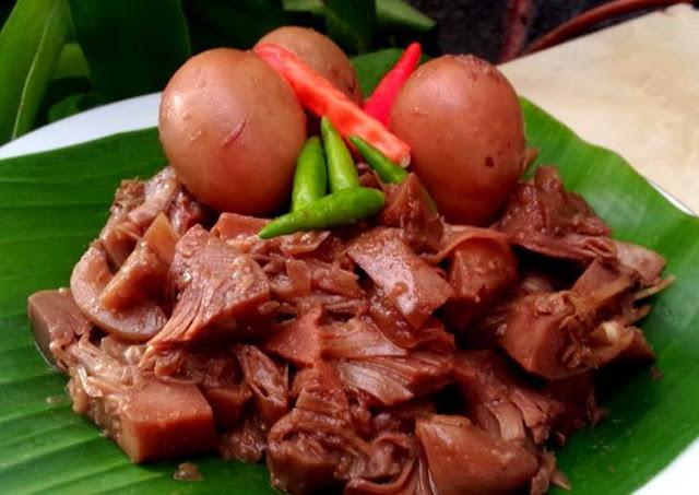 makanan khas indonesia dan asalnya