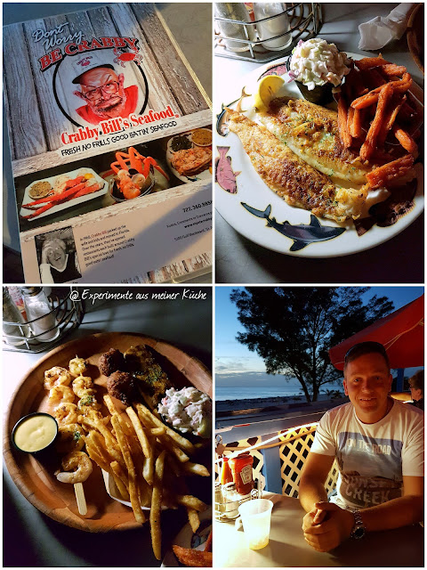 Florida - St. Pete Beach - Crabby Bill´s Seafood {EamK on Tour}