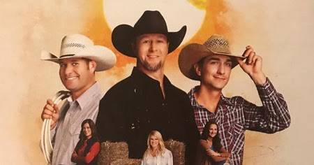 Its a Wonderful Movie - Your Guide to Family and Christmas Movies on TV: Season 2 of The Cowboy ...