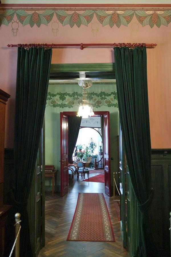 riga art nouveau district musée museum