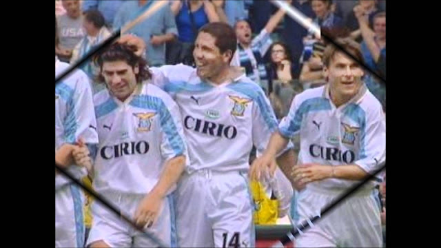 Foto: youtube 'Lazio Scudetto 2000'