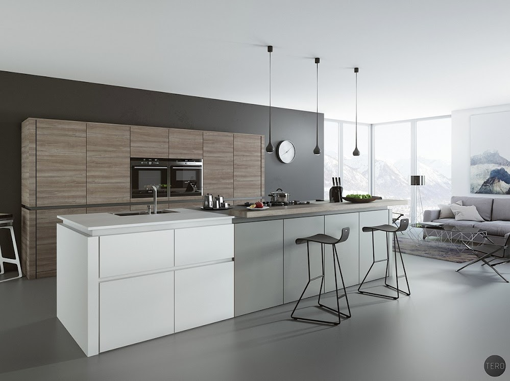 white-wood-grey-kitchen