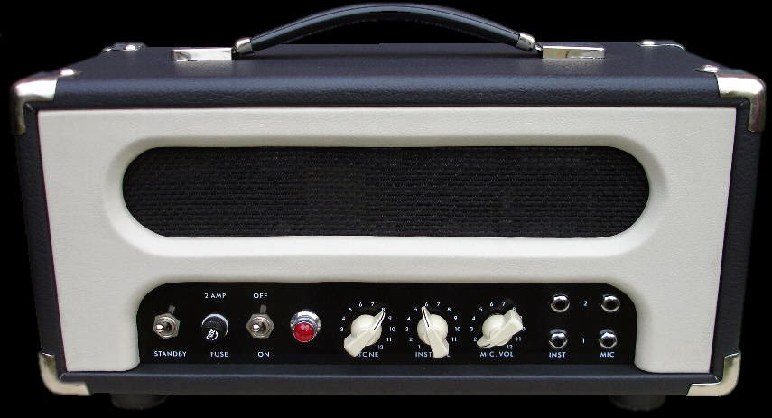 The Guitar Zombie: Ceriatone makes affordable amps that