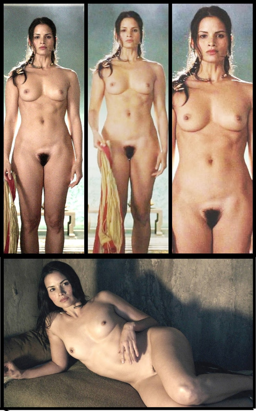 Hot Nude Female Actresses