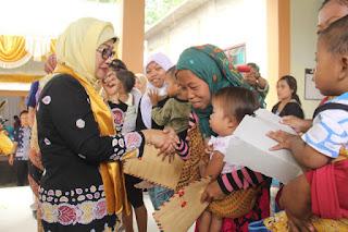 Neni Alyani dari  Dinas Pemberdayaan Perempuan Perlindungan Anak dan Keluarga Berencana Provinsi Jawa Barat