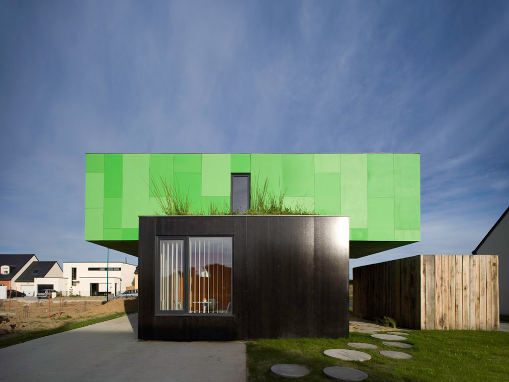 shipping container homes july 2012. Black Bedroom Furniture Sets. Home Design Ideas