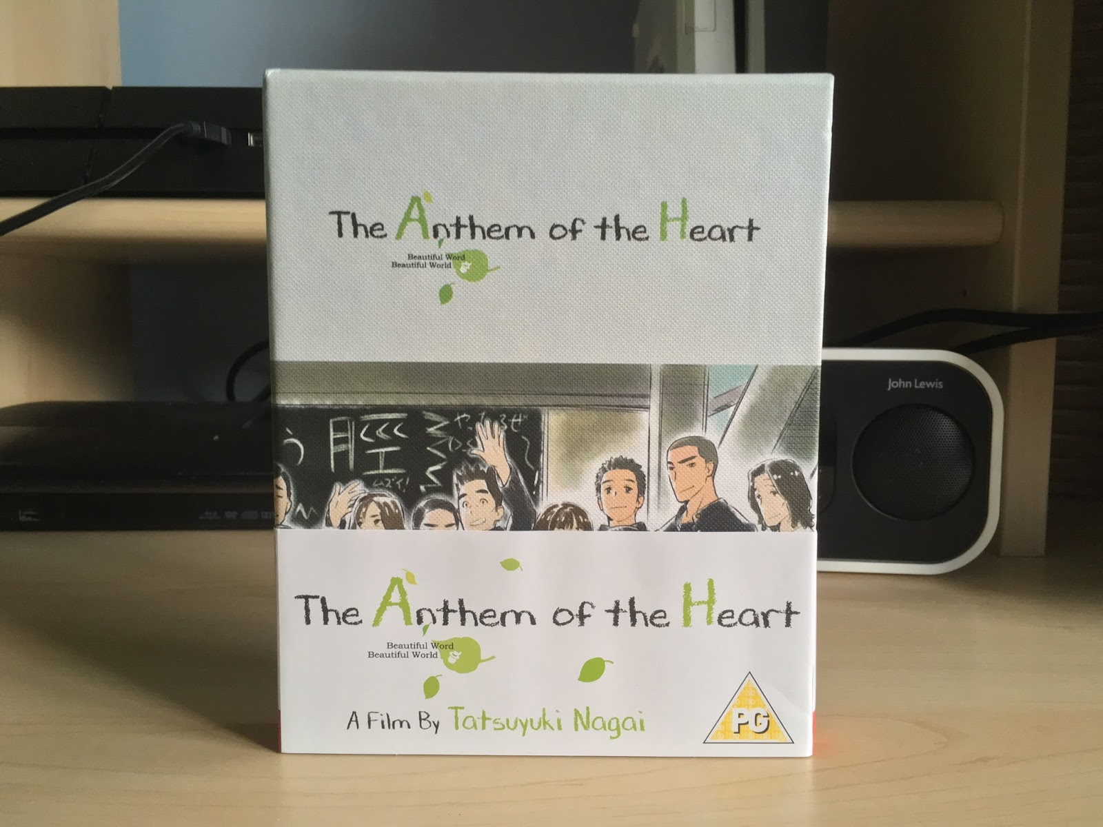 The Normanic Vault Unboxing Uk The Anthem Of The Heart Zavvi