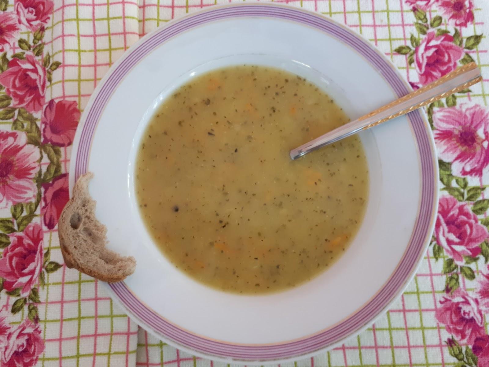 Peskutan çorbası tarifi