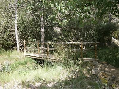 Puente sobre el río Tejadillos (Cuenca)