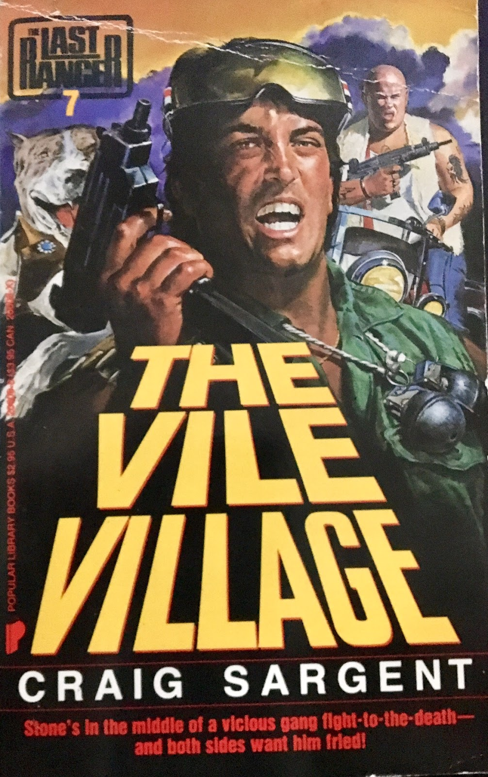 Last Ranger 07 - The Vile Village