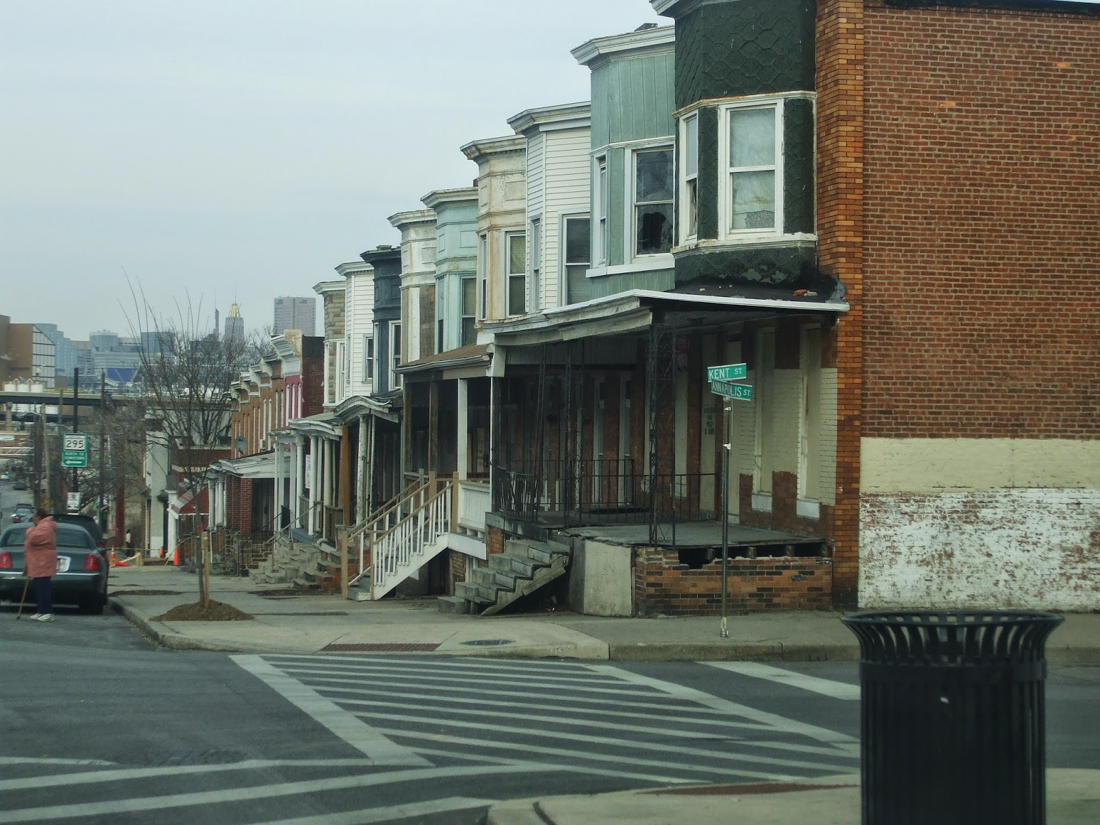 Baltimore city 39 s past present and future for The westport
