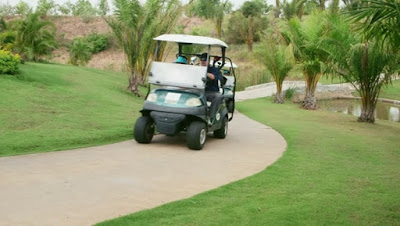 How to Create the Perfect Golf Buggy Path