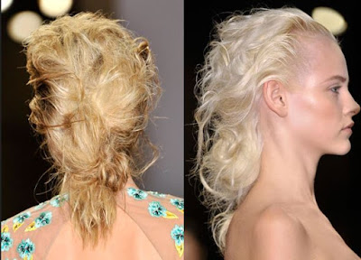 Hairstyles for Receding Hairline Female Picture 1