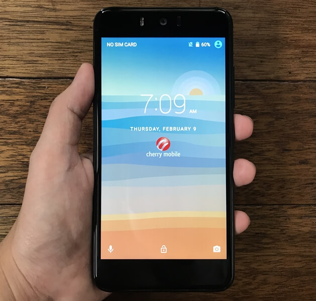 Cherry Mobile Selfie Two Hands-on and Initial Impression