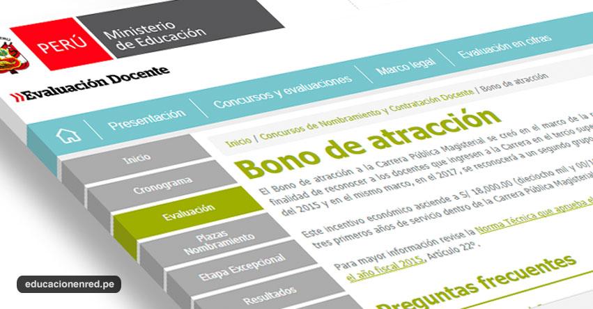 MINEDU: Sepa cuándo se publica la Lista de Beneficiarios del Bono de S/. 18,000 - www.minedu.gob.pe