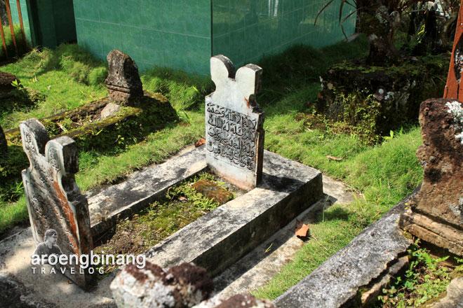ayat suci makam kyai mojo minahasa sulawesi utara