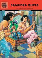 Samudragupta was the son of Chandragupta I and the Lichchhavi princess