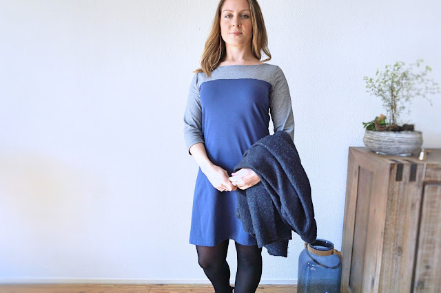 Coco.contrast.patternhack.Tillyandthebuttons.latestmake.jersey.cotton.stripes.makenine.march.2018.sewing.crafty.dressmaking.creativeliving.slowfashion.blogpost.1