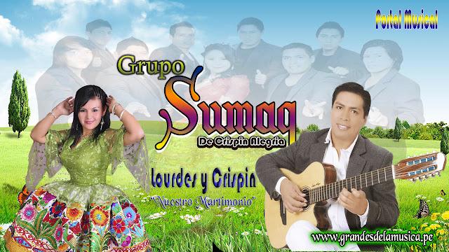 Crispin Alegria y Lourdes Huachaca