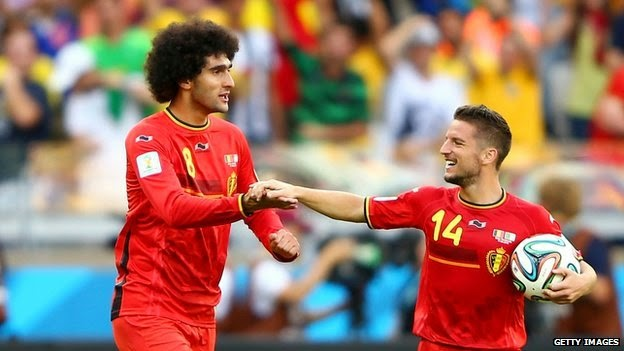 FIFA WORLD CUP HIGHLIGHTS 2014 BRAZIL
